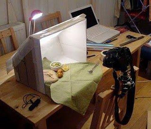 Muốn chụp ảnh đồ ăn đẹp lung linh và hấp dẫn khó cưỡng, mấu chốt chính là ở sự phản chiếu ánh sáng.