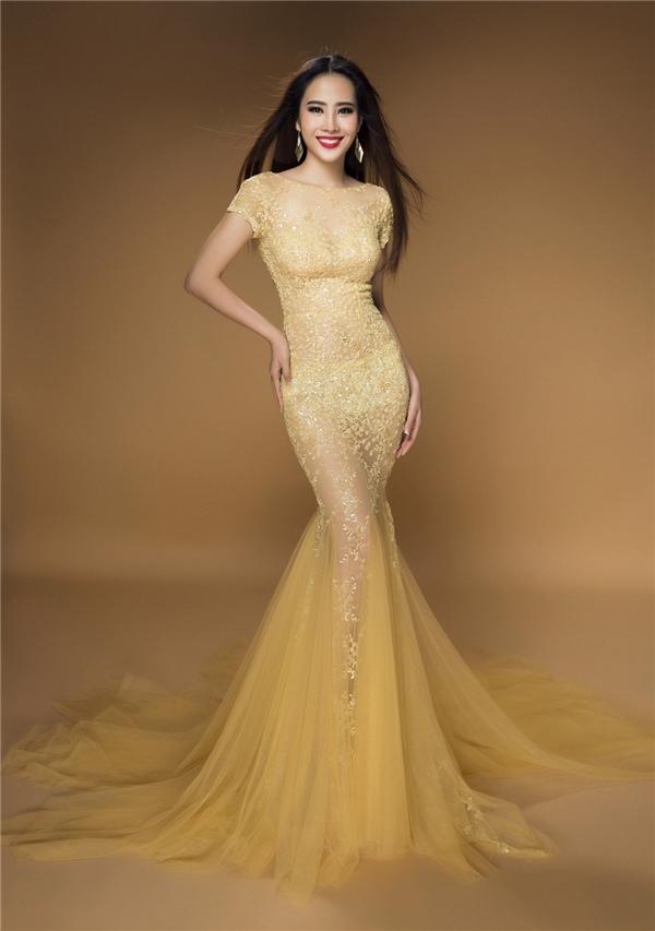 Nam Em chính thức được cấp phép tham gia Hoa hậu Trái đất