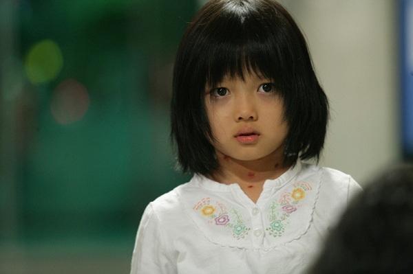 """Năm 2006, Kim Yoo Jung đã sớm khẳng định thực lực của mình qua vai diễn trong phim kinh dị """"Forbidden Floor""""."""