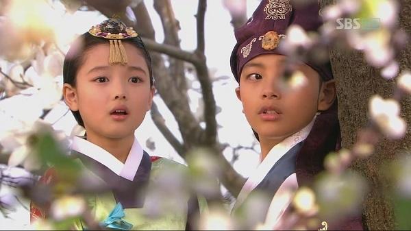 """Nét đẹp trong trẻo với tạo hình cổ trang trong phim truyền hình """"Iljimae"""" (2008)."""