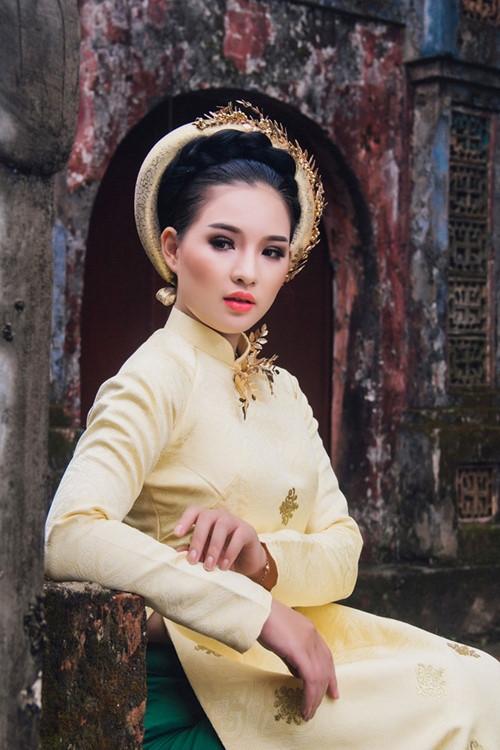 Tái xuất làm mẫu ảnh, vợ Duy Nhân đẹp hút hồn với nét kiêu sa - Tin sao Viet - Tin tuc sao Viet - Scandal sao Viet - Tin tuc cua Sao - Tin cua Sao