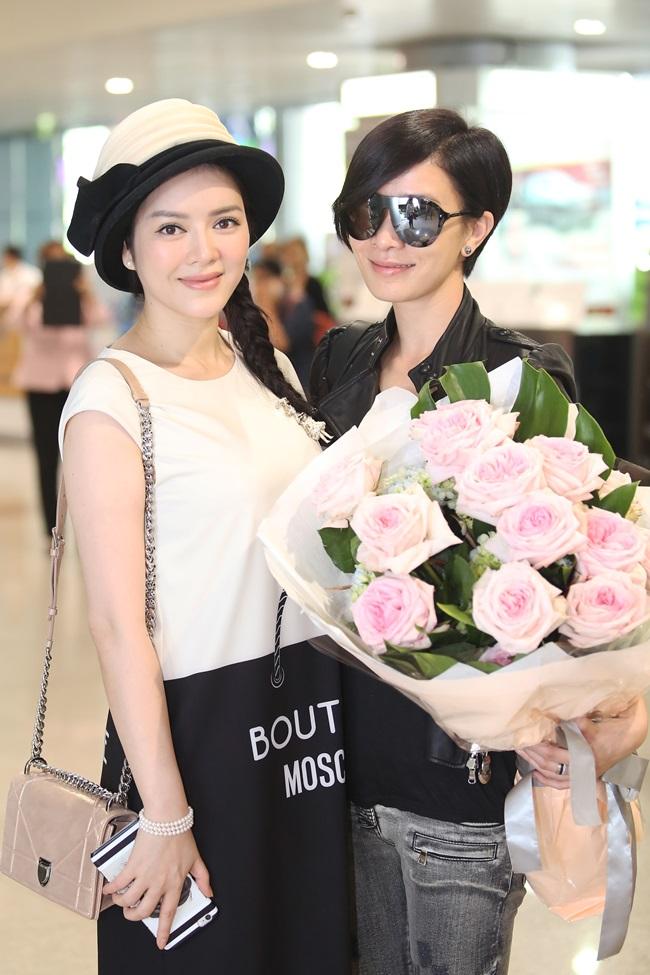 Xa Thi Mạn sang Việt Nam tham dự Lynk Fashion Show 2015 của Lý Nhã Kỳ. - Tin sao Viet - Tin tuc sao Viet - Scandal sao Viet - Tin tuc cua Sao - Tin cua Sao