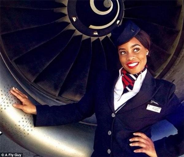 Đại diện đến từ hãng British Airways.