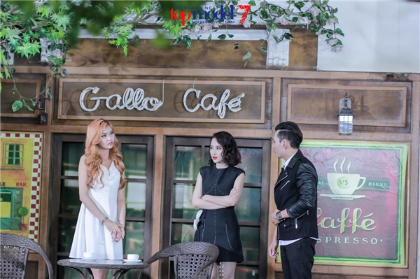 Angela Phương Trinh hoảng sợ trước thí sinh Next Top Model