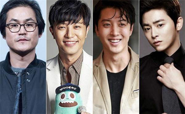 Đây thực chất lại là một oppa 8X! Sung Kyun oppa sinh năm 1980, cùng tuổi với Jin Goo, Lee Dong Gun và Jo Jung Suk.