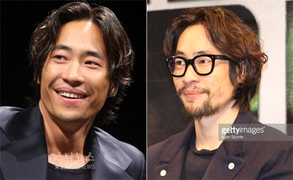 Cùng sinh năm 1980, bạn trai cũ của Gong Hyo Jin - Ryu Seung Bum cũng khiến không ít người hâm mộ xao xuyến vì vẻ ngoài bụi bặm, già dặn của mình