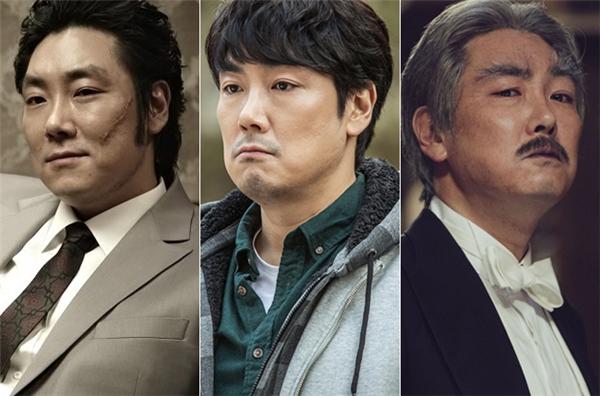 """Soái ca """"Signal"""" Jo Jin Woong đảm nhận """"ngon lành"""" mọi hình tượng nhân vật. Nhiều khán giả nghĩ rằng người đàn ông sở hữu nét đẹp """"lồi lõm"""" này phải tầm 50 tuổi."""