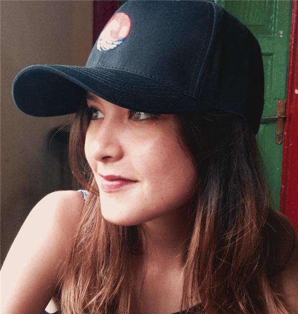 Cô gái xinh đẹp này có một tình yêu đặc biệt dành cho Việt Nam.(Ảnh: NVCC)