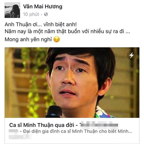 V-biz rúng động khi Minh Thuận qua đời vì bạo bệnh - Tin sao Viet - Tin tuc sao Viet - Scandal sao Viet - Tin tuc cua Sao - Tin cua Sao