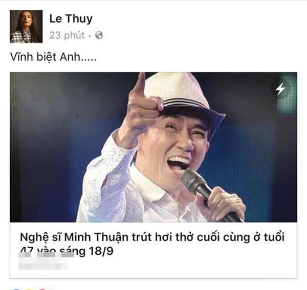 Lê Thúy - Tin sao Viet - Tin tuc sao Viet - Scandal sao Viet - Tin tuc cua Sao - Tin cua Sao
