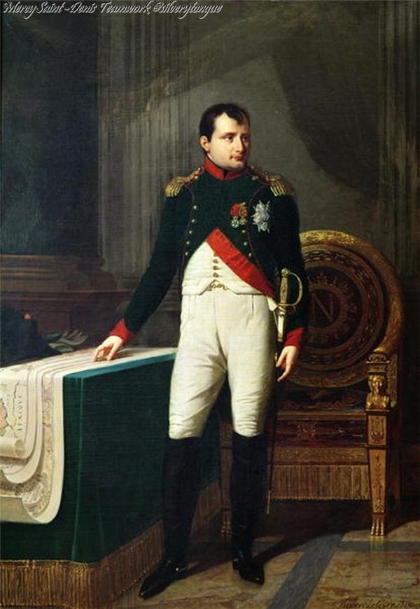 Sau khi qua đời, dương vật của Napoleon đã bị cắt bỏ và... lưu truyền cho đến ngày nay.