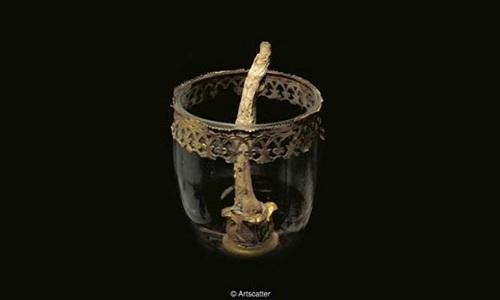 Xương tay của Galileo được trưng bày tại bảo tàng