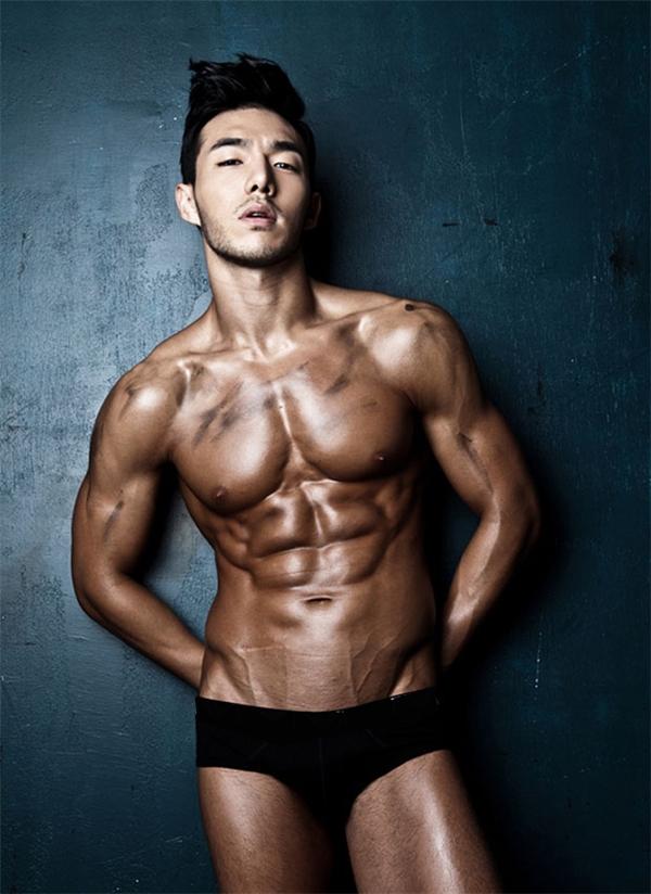 Anh đượclà một trong những ngôi sao trẻ đang lên trong làng thời trang Hàn Quốc.