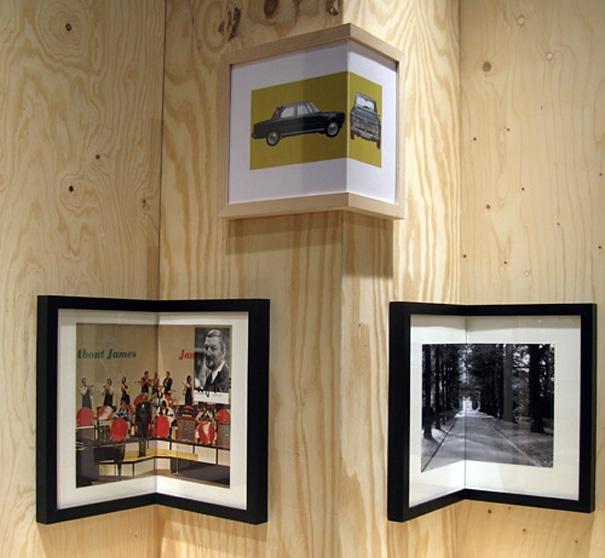 10. Ai bảo tranh không treo được trong góc tường? Những khung ảnh độc đáo này sẽ khiến không gian nhà bạn thú vị hơn.