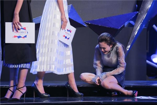 Cuối cùng, thí sinh bị ghét nhất Next Top Model đã bị loại
