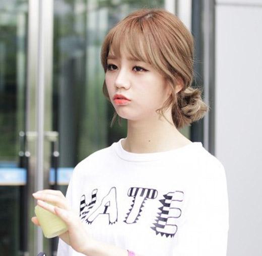 Những kiểu tóc đơn giản mà xinh yêu tha hồ diện đi học