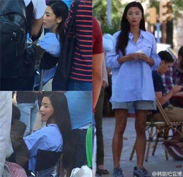 Thêm loạt ảnh tình tứ của Lee Min Ho và Jun Ji Hyun