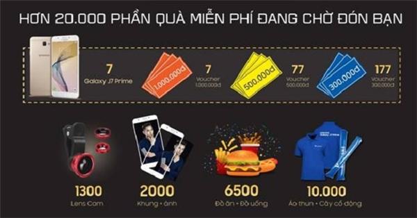 Selfie cùng Đông Nhi và nhận ngay quà tặng siêu hot - Tin sao Viet - Tin tuc sao Viet - Scandal sao Viet - Tin tuc cua Sao - Tin cua Sao