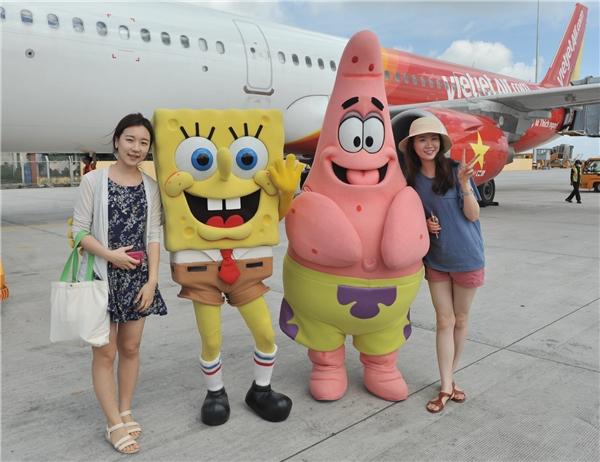Vietjet đón Trung thu trên không cùng những chuyến bay mơ ước