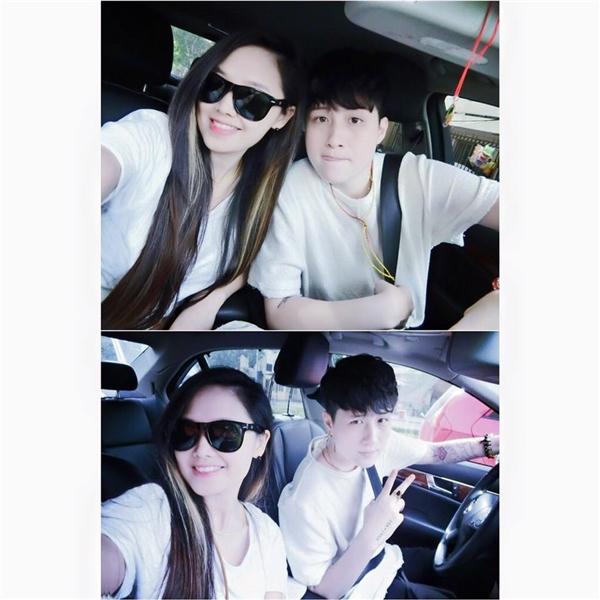 Ngọc Trang cho biết, bạn trai cô-Jay Lin- có tính cách vô cùng thẳng thắn và là ngườichung thủy. - Tin sao Viet - Tin tuc sao Viet - Scandal sao Viet - Tin tuc cua Sao - Tin cua Sao