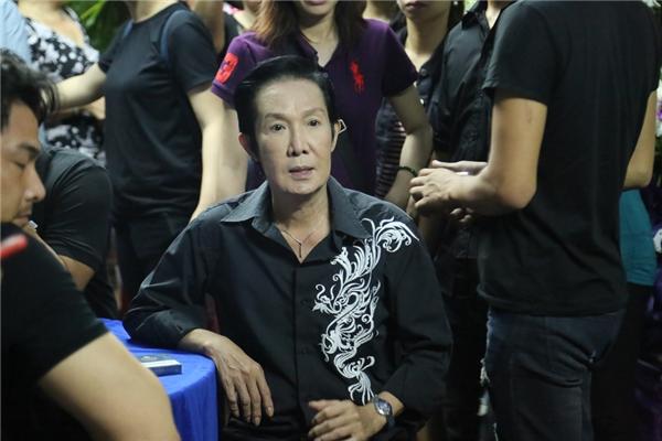 Nghệ sĩ cải lương Vũ Linh - Tin sao Viet - Tin tuc sao Viet - Scandal sao Viet - Tin tuc cua Sao - Tin cua Sao