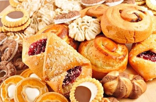 Bánh ngọt tưởng chừng như vô hại nhưng cũng là một tác nhân gây bệnh.