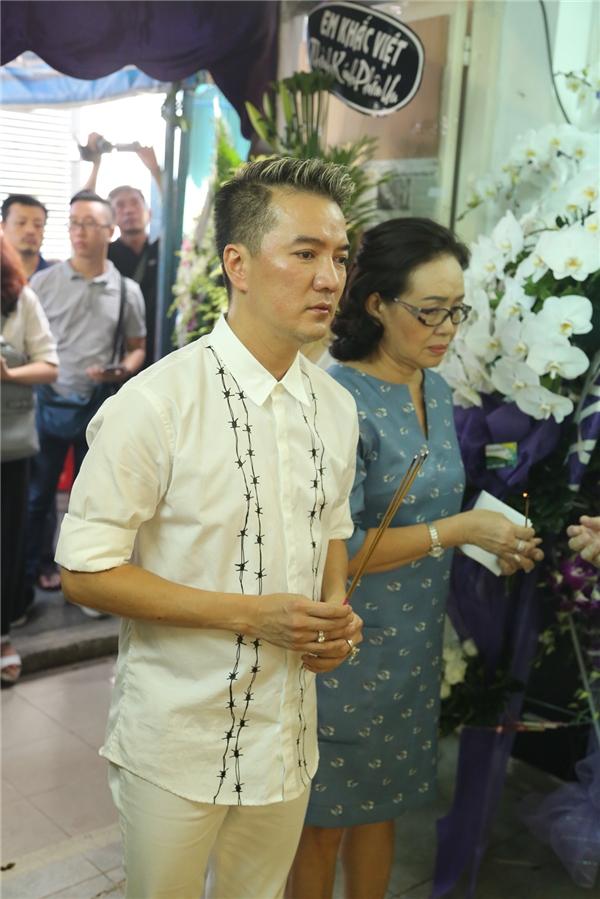 Đàm Vĩnh Hưng chia sẻ hình ảnh quý giá của Minh Thuận - Tin sao Viet - Tin tuc sao Viet - Scandal sao Viet - Tin tuc cua Sao - Tin cua Sao