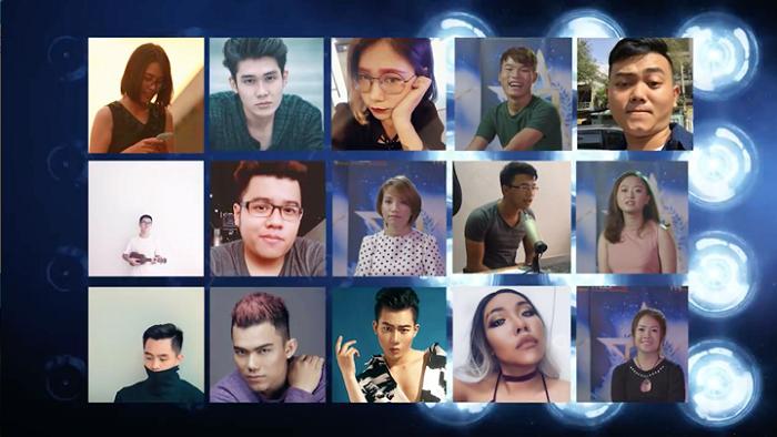 Những gương mặt nổi bật tại vòng sơ khảo MMC 2016.