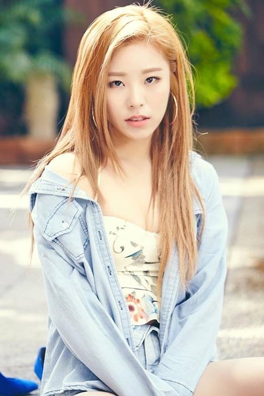 Wheein tiếp tục là thành viên của Mamamoo lọt vào vị trí cao trong danh sách này. Cô xếp thứ 6 với 287 phiếu.