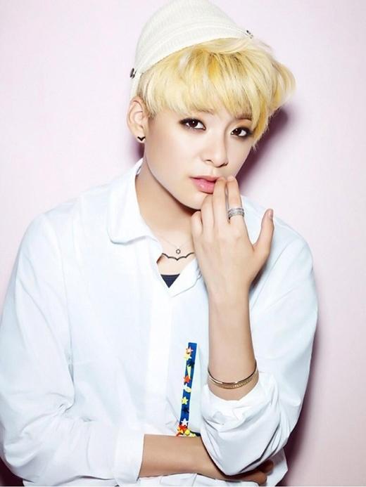 Amber f(x) là một trong những tomboy nổi tiếng nhất tại Hàn Quốc, chắc chắn côkhông thể thiếu mặt trong danh sách này với số phiếu là 242.