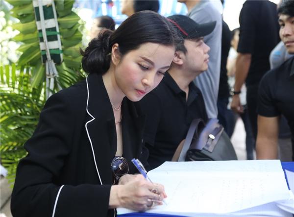 Diễn viên, hoa hậu Thanh Mai - Tin sao Viet - Tin tuc sao Viet - Scandal sao Viet - Tin tuc cua Sao - Tin cua Sao