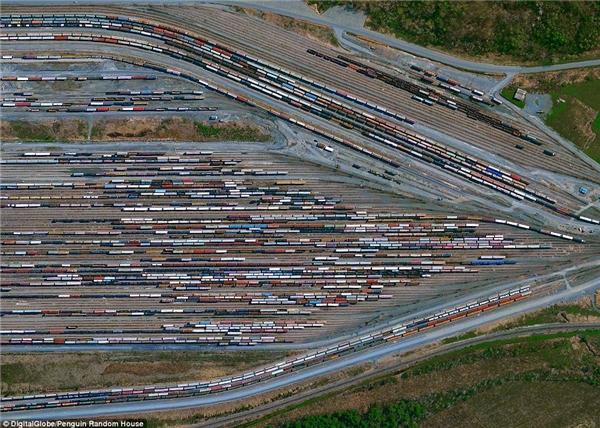 Selkirk Yard là một bãiđường raynằm tám dặm về phía nam của Albany, New York. Nóđược vận hànhnhư một cửa ngõ vận tải đi vềphía Đôngsông Hudson, bao gồm cả thành phố New York.Sử dụng điều khiển bằng máy tính, bãi đường ray này cóthể vận hànhhơn 3.200 xe mỗi ngày.