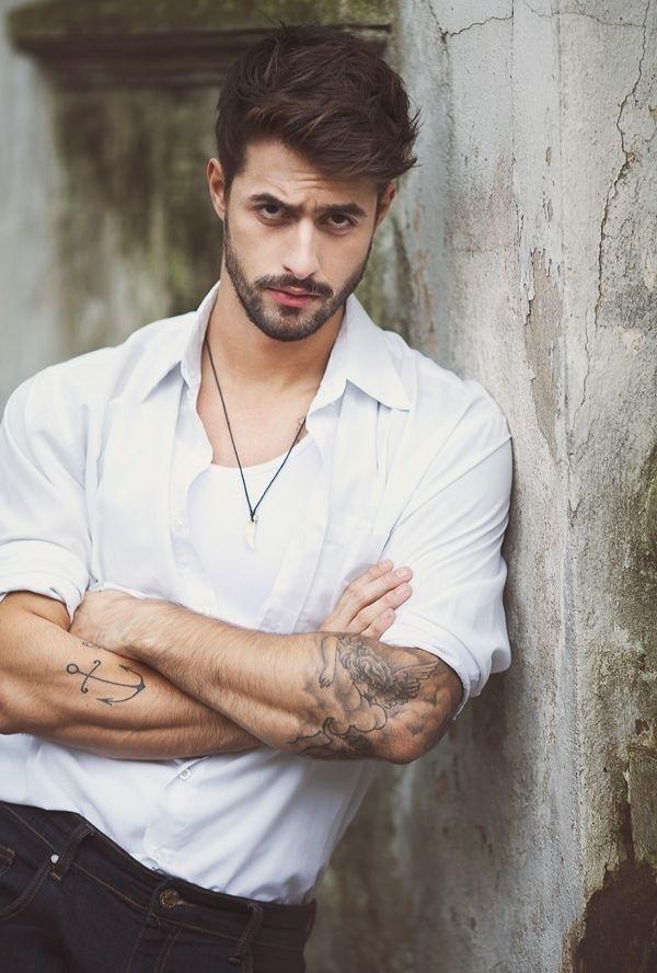 Bộ râu còn có thể nói lên sự bền vững khi nam giới bắt đầu mối quan hệ tình cảm. (Ảnh: Internet)