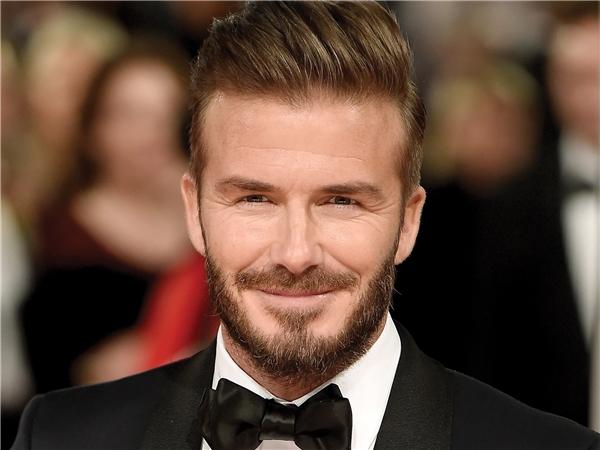 David Beckham cũng là người có bộ râu cuốn hút phái đẹp. (Ảnh: Internet)