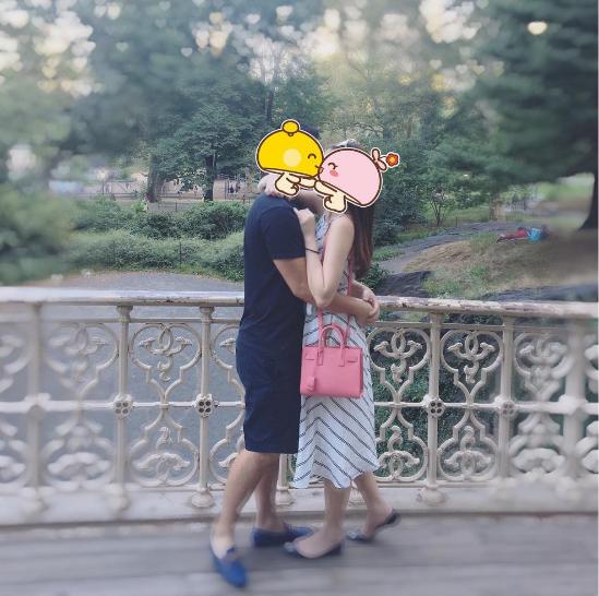 Cuối cùng thì Mie cũng cho bạn trai mới lộ diện!