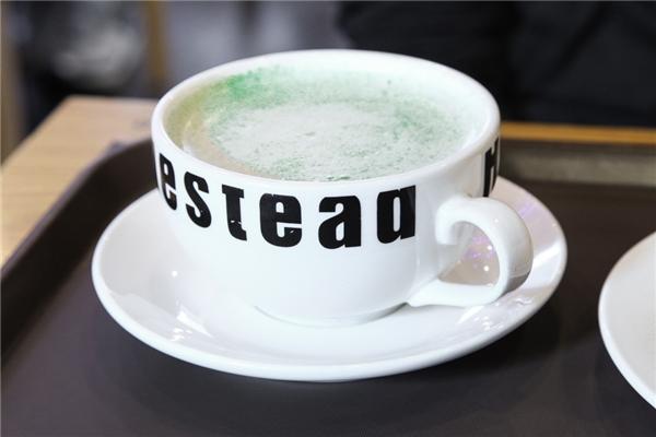 Loại latte là thức uống dành cho người ăn chay. (Ảnh: Internet)