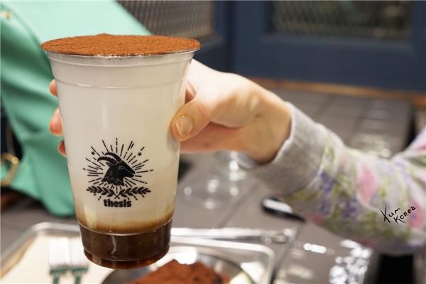 Cà phê tiramisu là loại thức uống tráng miệng tuyệt vời. (Ảnh: Internet)
