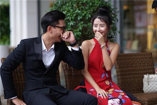 Thông qua Mỹ Phương, Quỳnh Anh Shyn muốn khẳng định khả năng diễn xuất của mình không thua kém những hot girl đàn chị như Midu, Chi Pu. - Tin sao Viet - Tin tuc sao Viet - Scandal sao Viet - Tin tuc cua Sao - Tin cua Sao