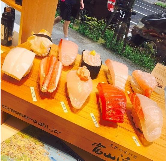Các mô hình thức ăn mà ông Iwasaki tạo ra hiện tại đã chiếm 70% trong thị trường đồ ăn mẫu ở Nhật Bản.