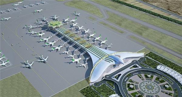 Kinh phí xây dựng của nó là 2,3 tỷ đô (hơn 51 ngàn tỉ đồng).