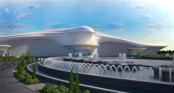 Hiện tại người ta đang rất băn khoăn về sự hiệu quả của công trình này khiTurkmenistan thu hút rất ít khách du lịch.