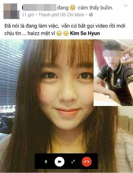 """Đắng lòng gái xinh bỗng chốc thành """"người yêu"""" của hàng loạt trai Việt"""