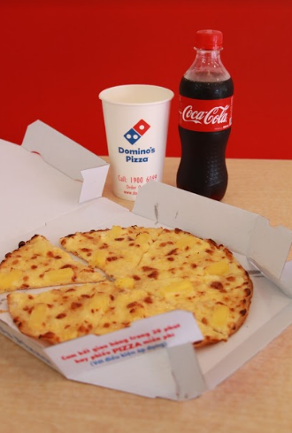 Pizza hảo hạng từ Domino's Pizza