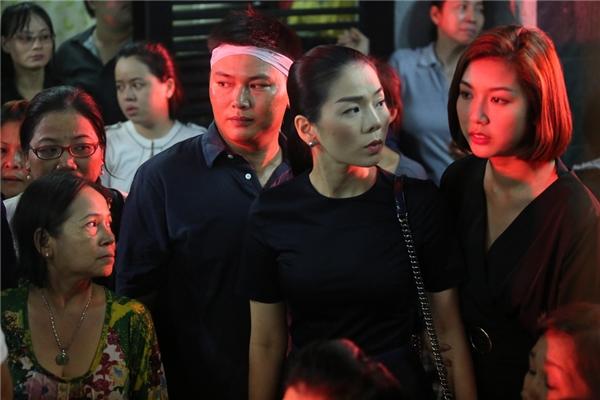 Lệ Quyên vàÁ hậu Thuý Vân - Tin sao Viet - Tin tuc sao Viet - Scandal sao Viet - Tin tuc cua Sao - Tin cua Sao