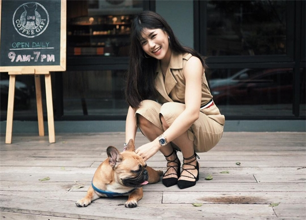 Con gái Thái Lan, đã xinh là xinh từ chị đến em trong nhà!