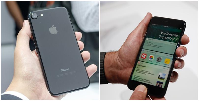iPhone 7/ 7 Plus đang rất hiếm hàng tại Trung Quốc. (Ảnh: internet)