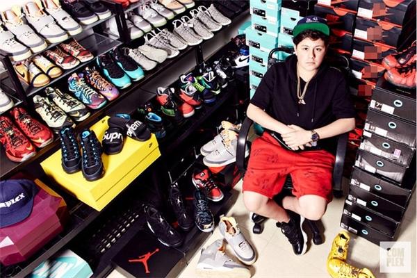 Anh chàng 16 tuổi này đang ấp ủ những kế hoạch lớn hơn ngoài những thành công ở hiện tại.
