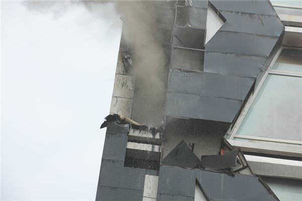 Cháy quán karaoke tại Hải Phòng: chủ nhà thoát chết trong gang tấc