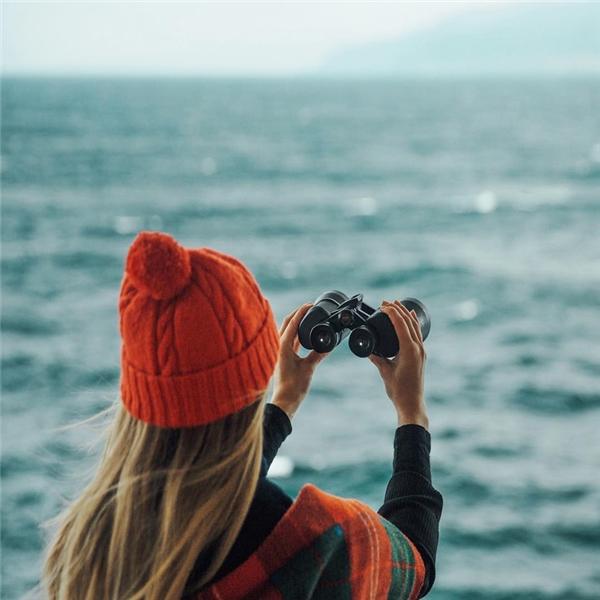 Hầu hết mọi người đều rất bất ngờ khi biết rất nhiều tấm ảnh đẹp đến khó tin của cô nàng được chụp bằng iPhone 6.