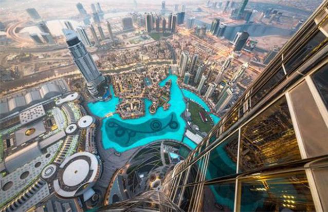 Những tòa nhà cao chọc trời sẽ còn tiếp tục nâng tầm phát triển của Dubai.(Ảnh: Internet)